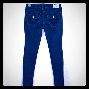 TRUE RELIGION Julie Skinny Jeans 29